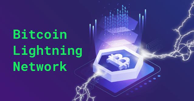 شبكة البرق Lightning Network
