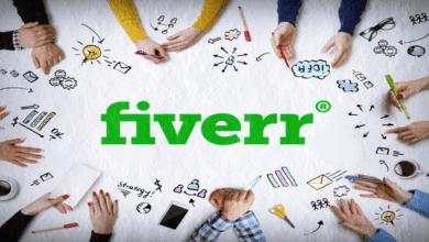 شرح موقع fiverr