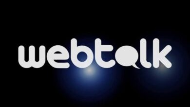 شرح موقع webtalk