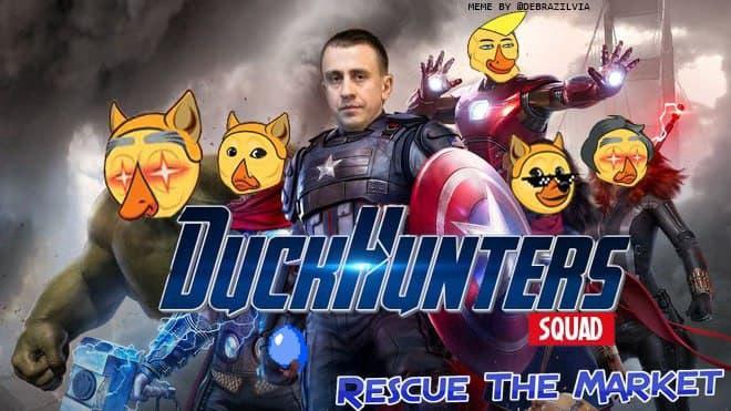 لعبة Duck Hunters
