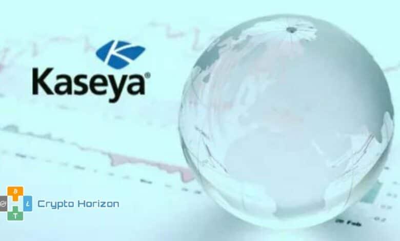 أعلنت شركة Kaseya