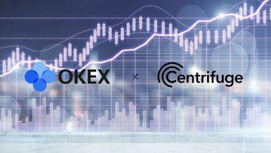 عملة CFG منصة OKEx