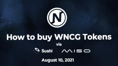 عملة WNCG