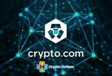 منصة Crypto.com
