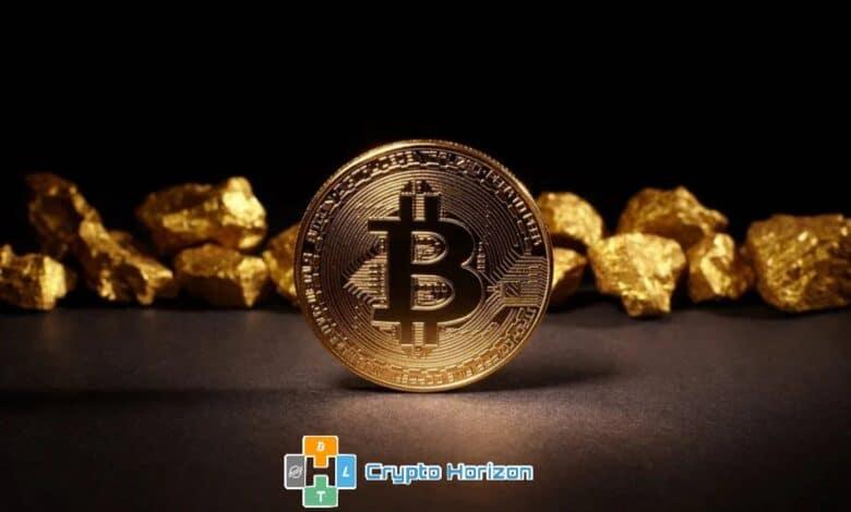 البيتكوين (BTC) ستحل محل الذهب