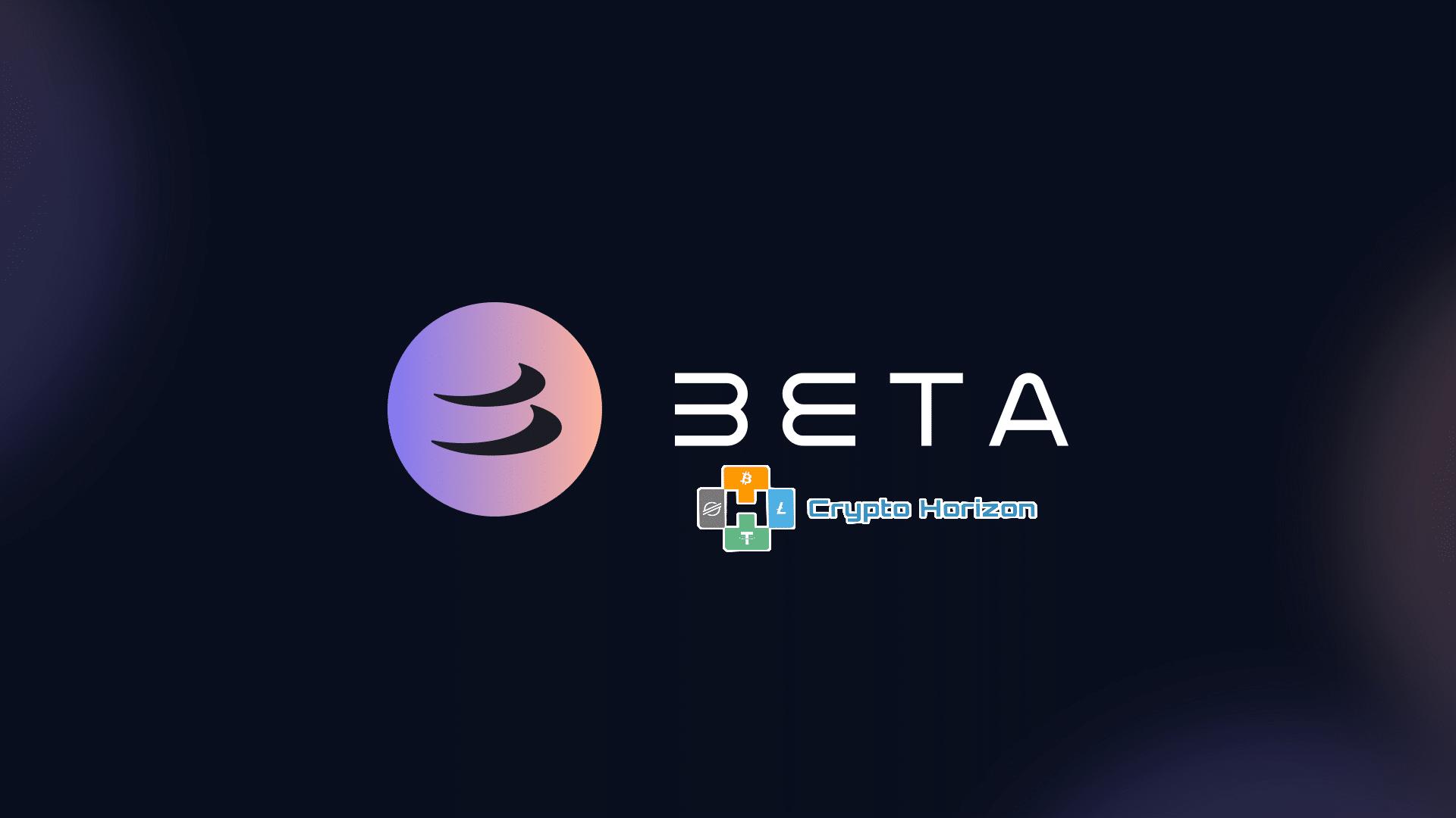 مشروع عملة BETA