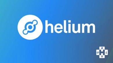 مشروع عملة هيليوم HNT